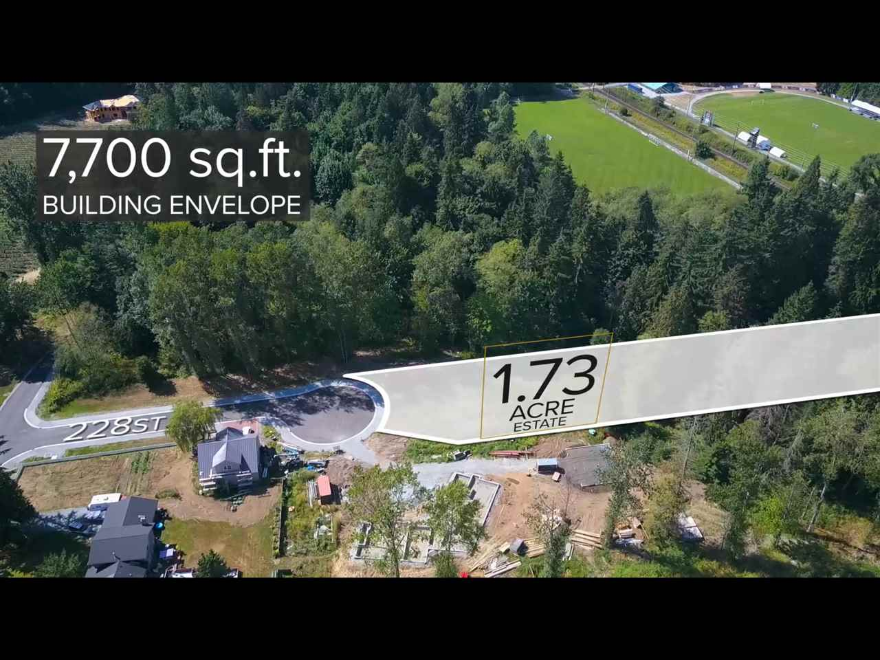 Vacant Land at 7457 228 STREET, Langley, British Columbia. Image 3