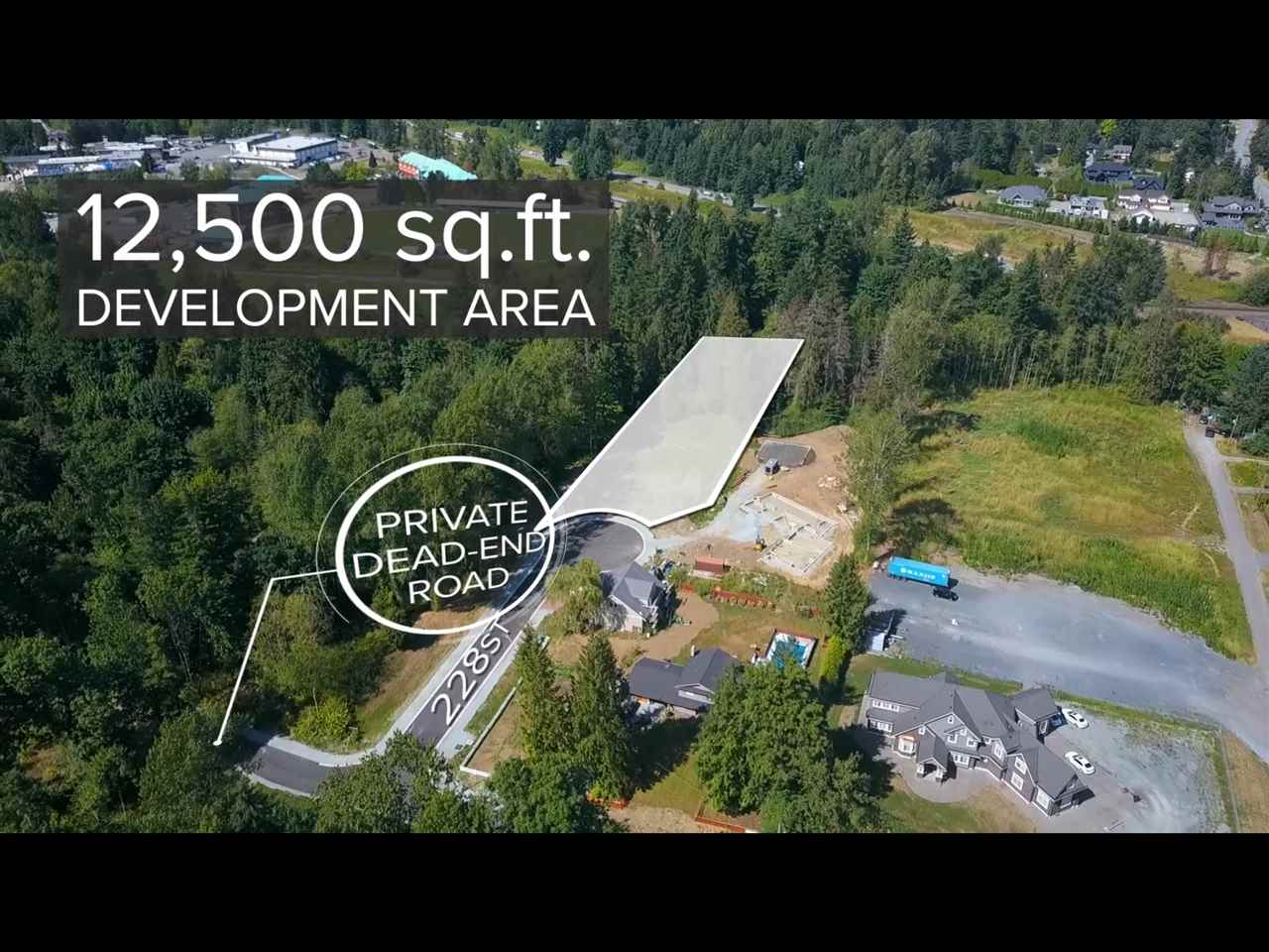 Vacant Land at 7457 228 STREET, Langley, British Columbia. Image 4