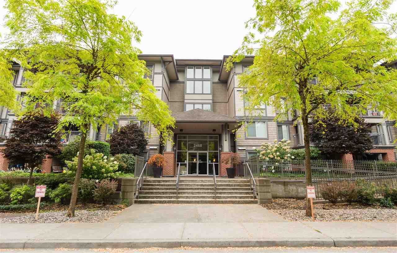 Condo Apartment at 313 2468 ATKINS AVENUE, Unit 313, Port Coquitlam, British Columbia. Image 1