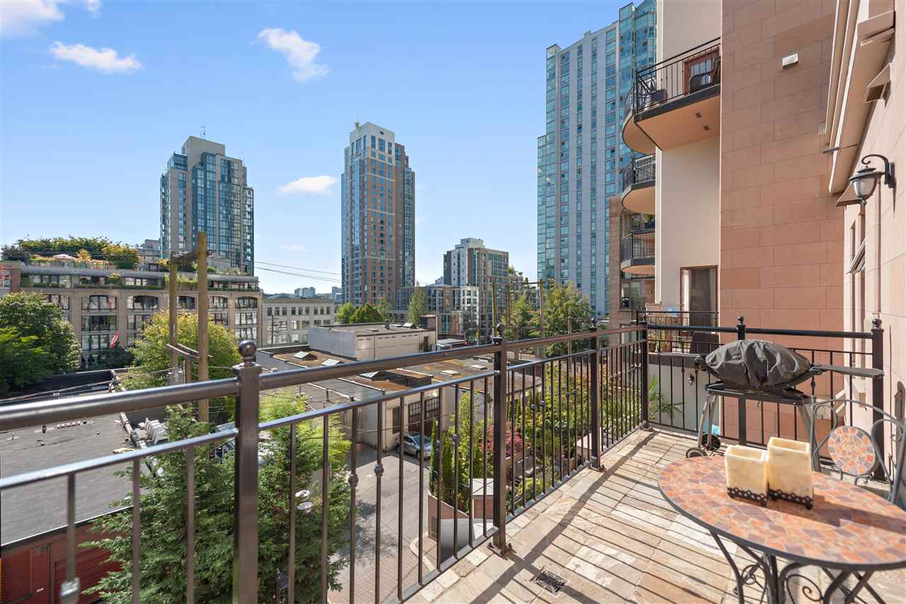 Condo Apartment at 605 1280 RICHARDS STREET, Unit 605, Vancouver West, British Columbia. Image 13