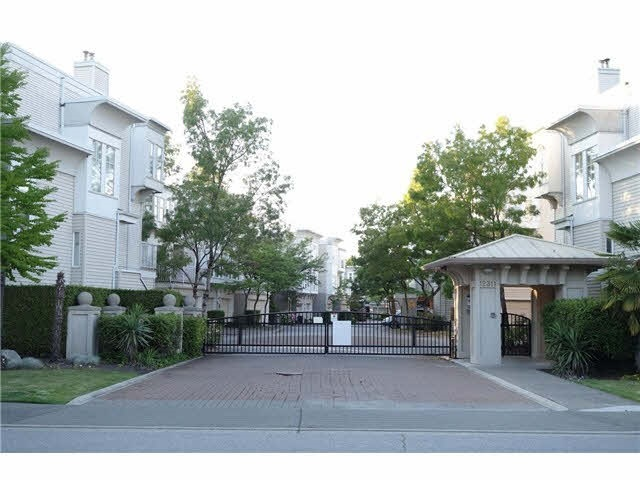 Townhouse at 8 12311 MCNEELY DRIVE, Unit 8, Richmond, British Columbia. Image 1