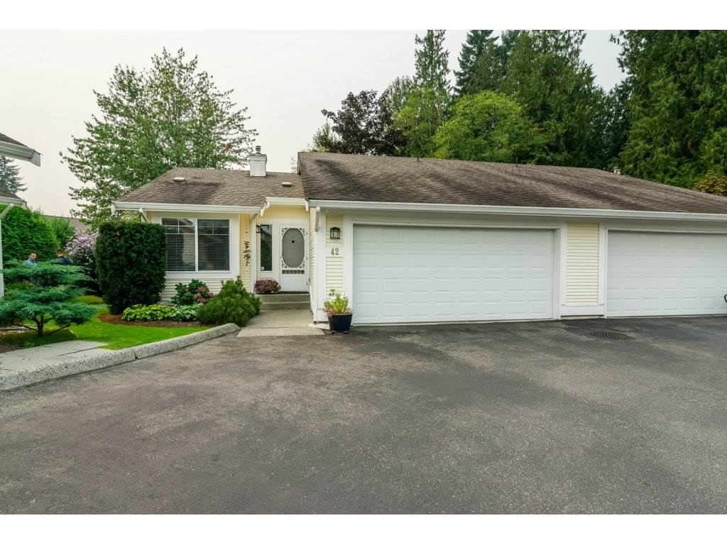 Townhouse at 42 20761 TELEGRAPH TRAIL TRAIL, Unit 42, Langley, British Columbia. Image 1