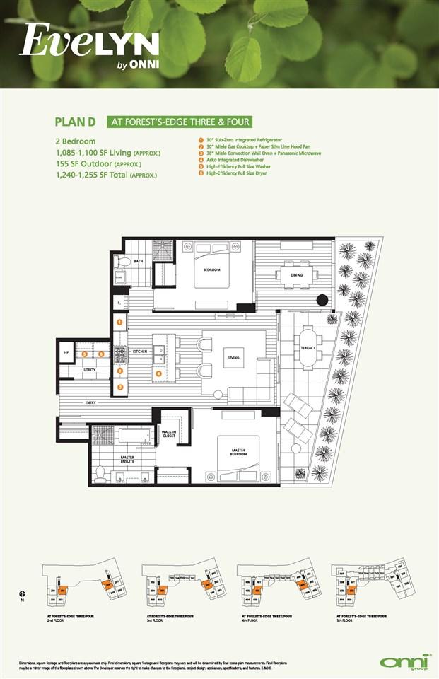 Condo Apartment at 204 768 ARTHUR ERICKSON PLACE, Unit 204, West Vancouver, British Columbia. Image 8