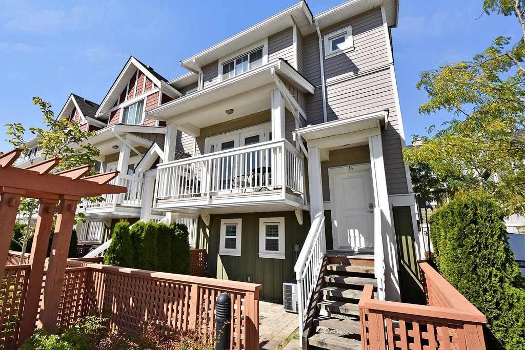 Townhouse at 14 4360 MONCTON STREET, Unit 14, Richmond, British Columbia. Image 1