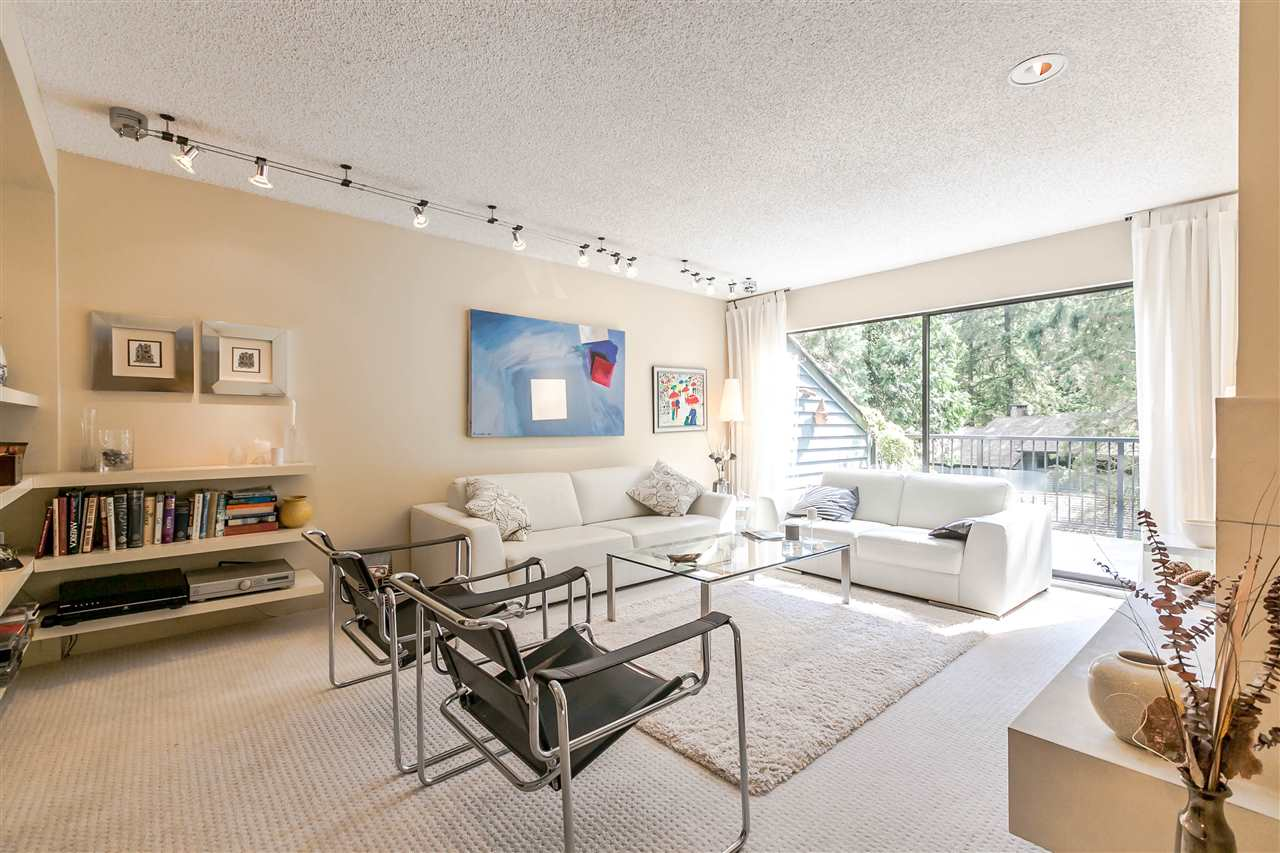 Townhouse at 836 HENDECOURT ROAD, North Vancouver, British Columbia. Image 5