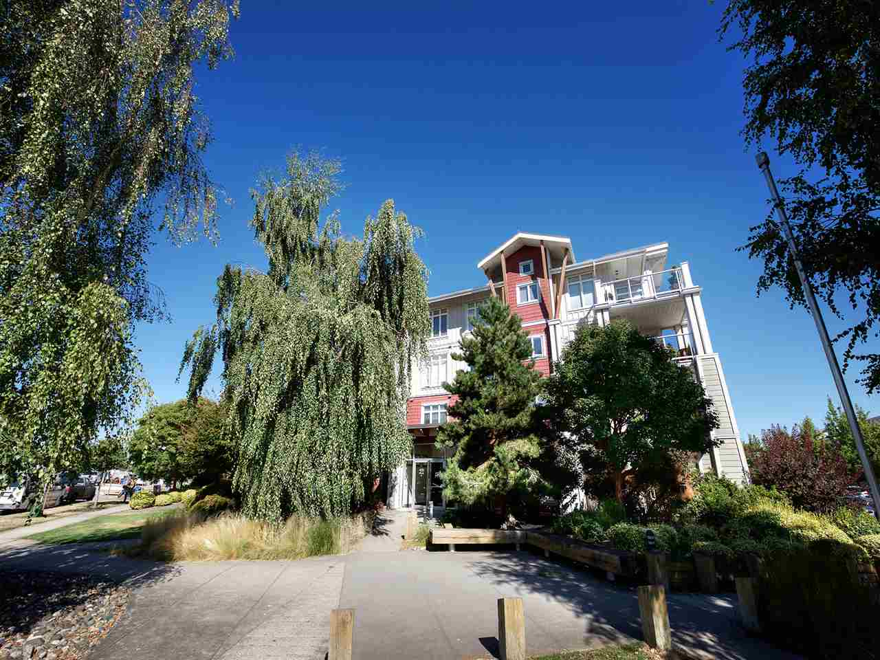 Condo Apartment at 109 4233 BAYVIEW STREET, Unit 109, Richmond, British Columbia. Image 1