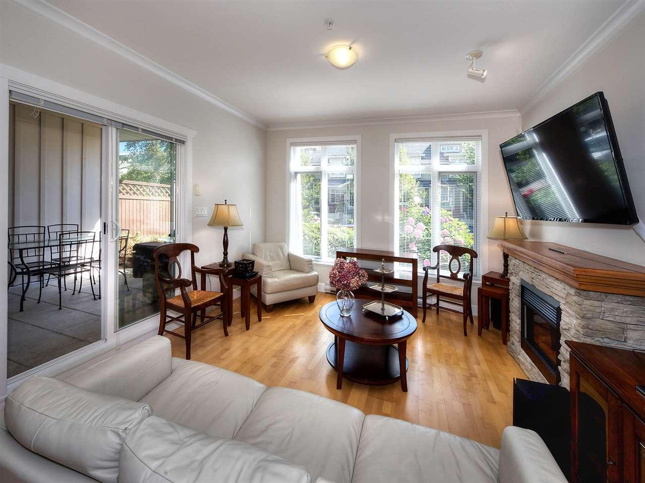 Condo Apartment at 109 4233 BAYVIEW STREET, Unit 109, Richmond, British Columbia. Image 2