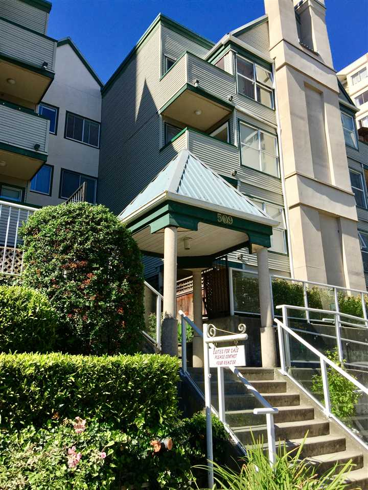 Condo Apartment at 307 509 CARNARVON STREET, Unit 307, New Westminster, British Columbia. Image 1