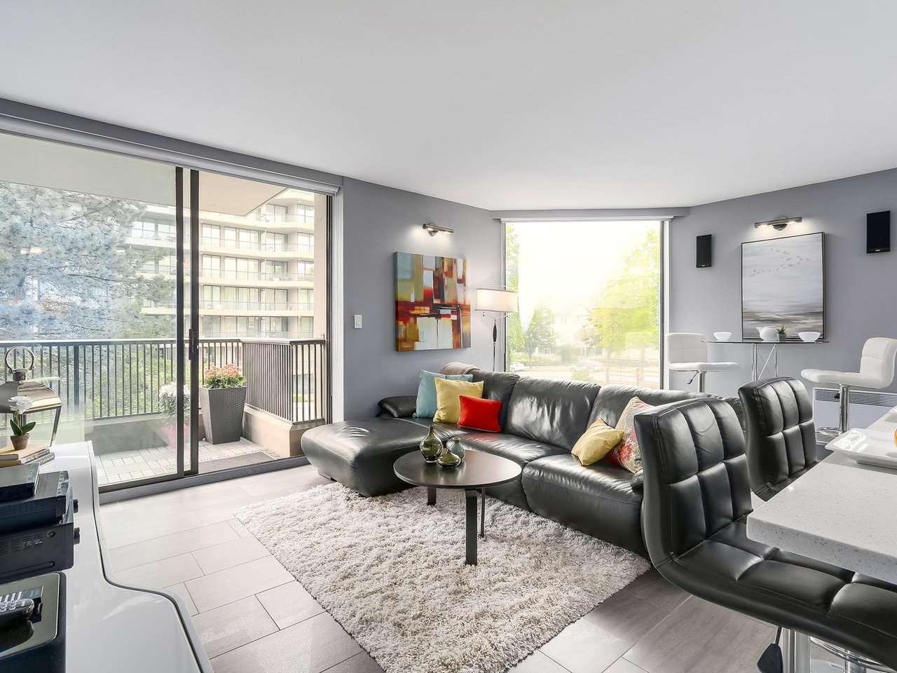 Condo Apartment at 306 3760 ALBERT STREET, Unit 306, Burnaby North, British Columbia. Image 5