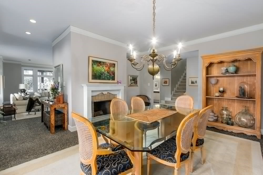 Townhouse at 1496 MATTHEWS AVENUE, Vancouver West, British Columbia. Image 3
