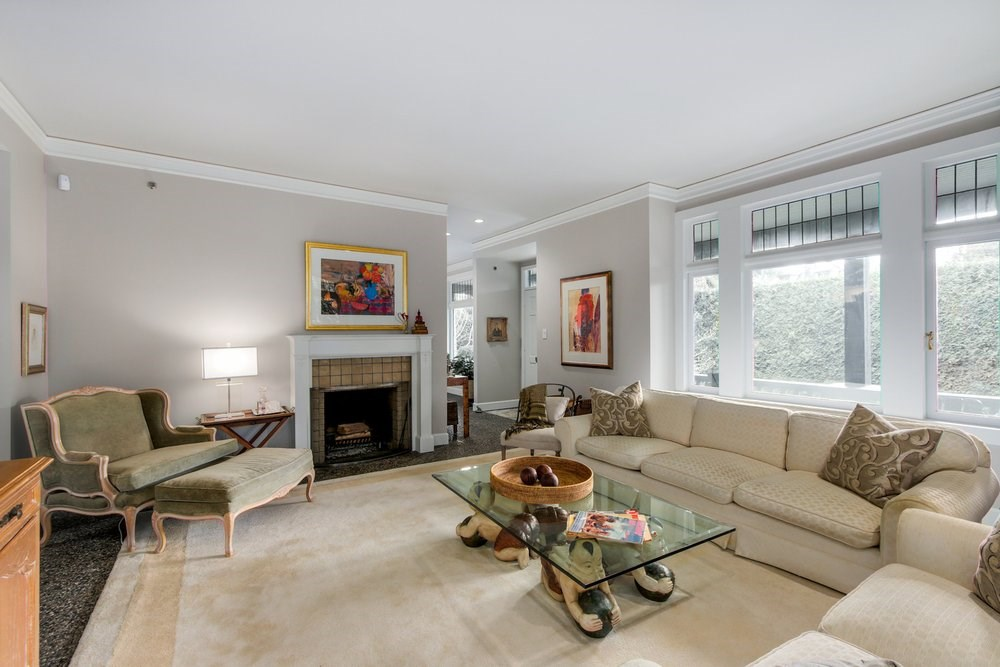 Townhouse at 1496 MATTHEWS AVENUE, Vancouver West, British Columbia. Image 5