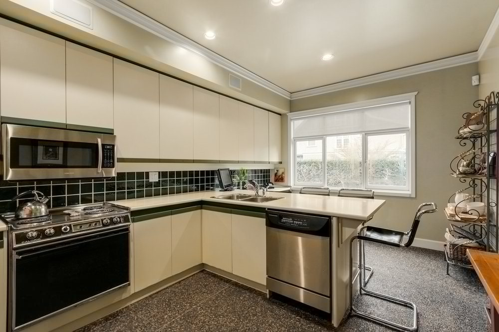 Townhouse at 1496 MATTHEWS AVENUE, Vancouver West, British Columbia. Image 7