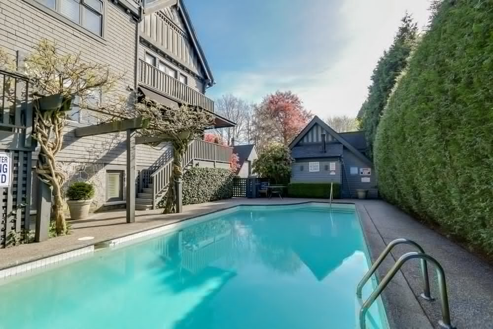 Townhouse at 1496 MATTHEWS AVENUE, Vancouver West, British Columbia. Image 14