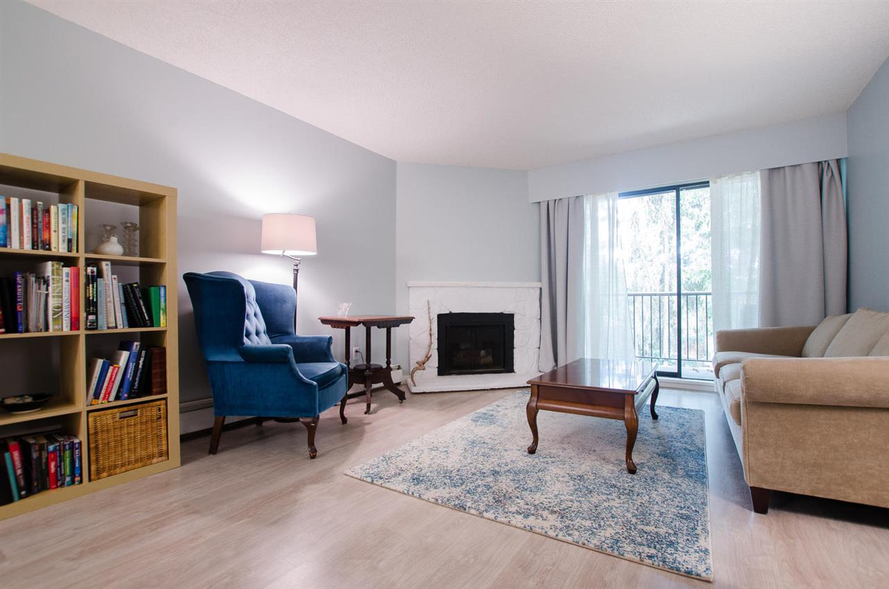 Condo Apartment at 211 9101 HORNE STREET, Unit 211, Burnaby North, British Columbia. Image 2