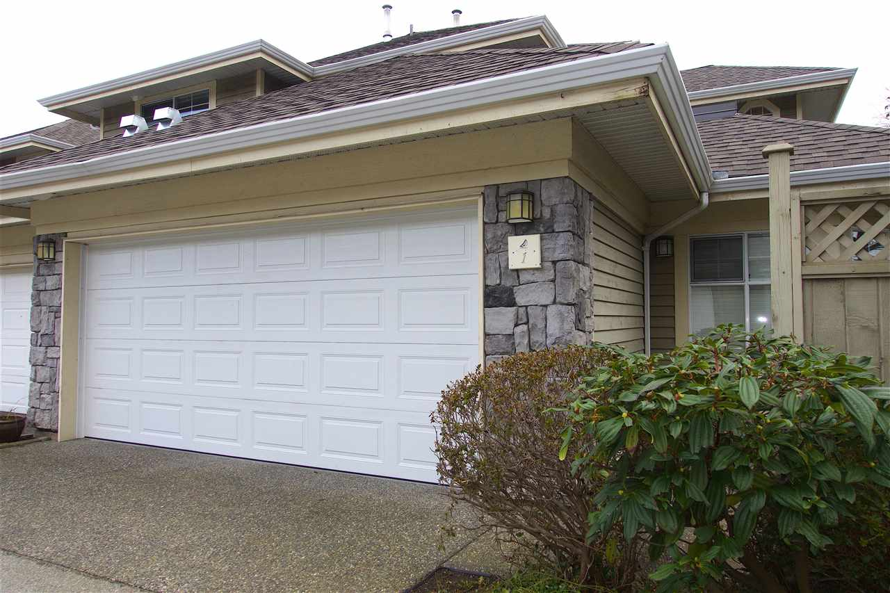 Townhouse at 1 15677 24 AVENUE, Unit 1, South Surrey White Rock, British Columbia. Image 1