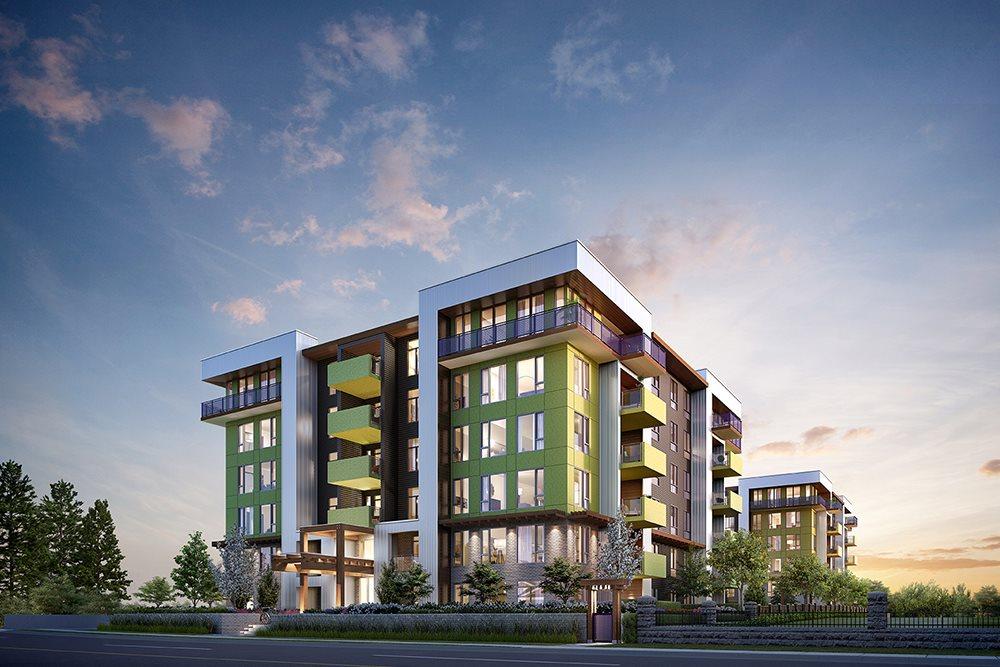 Condo Apartment at 402 2565 WARE STREET, Unit 402, Abbotsford, British Columbia. Image 1