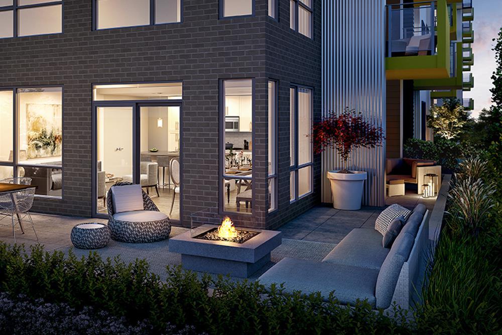 Condo Apartment at 402 2565 WARE STREET, Unit 402, Abbotsford, British Columbia. Image 2