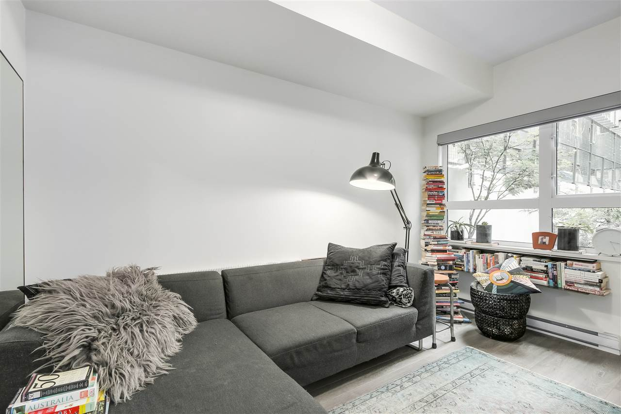 Condo Apartment at 212 138 E HASTINGS STREET, Unit 212, Vancouver East, British Columbia. Image 1