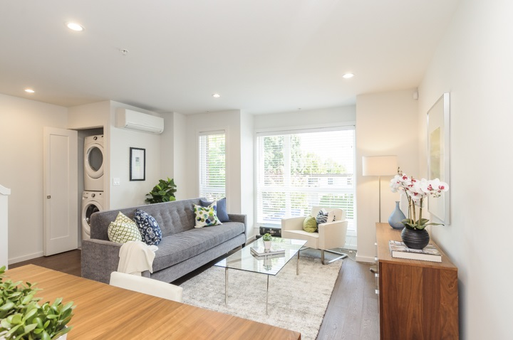 Townhouse at 981 W 70TH AVENUE, Vancouver West, British Columbia. Image 3