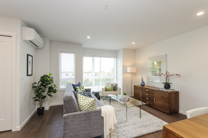 Townhouse at 981 W 70TH AVENUE, Vancouver West, British Columbia. Image 4