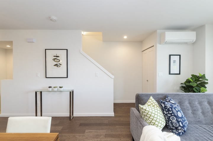 Townhouse at 981 W 70TH AVENUE, Vancouver West, British Columbia. Image 5