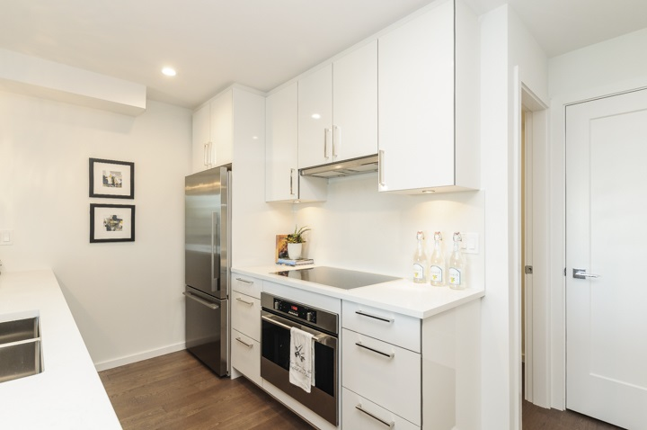 Townhouse at 981 W 70TH AVENUE, Vancouver West, British Columbia. Image 10