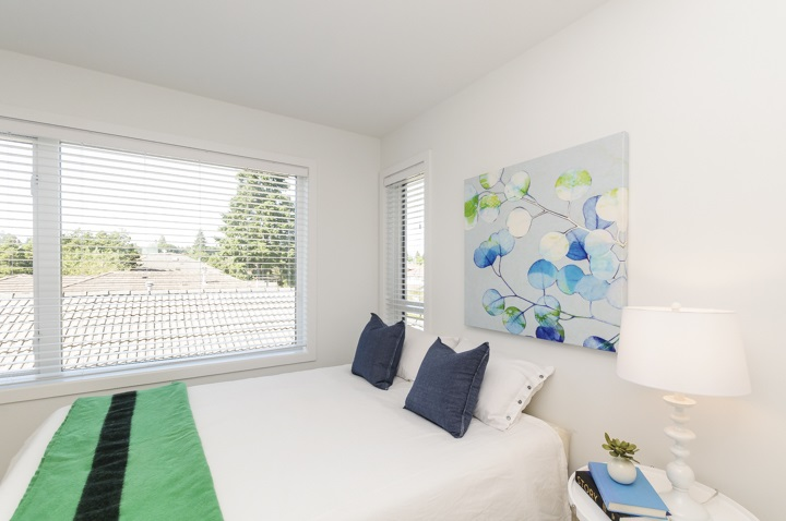 Townhouse at 981 W 70TH AVENUE, Vancouver West, British Columbia. Image 14