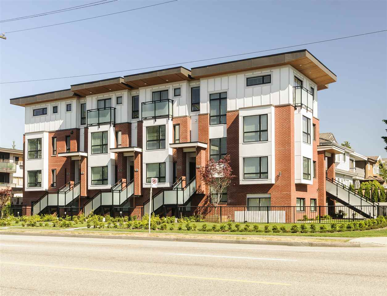 Townhouse at 981 W 70TH AVENUE, Vancouver West, British Columbia. Image 20