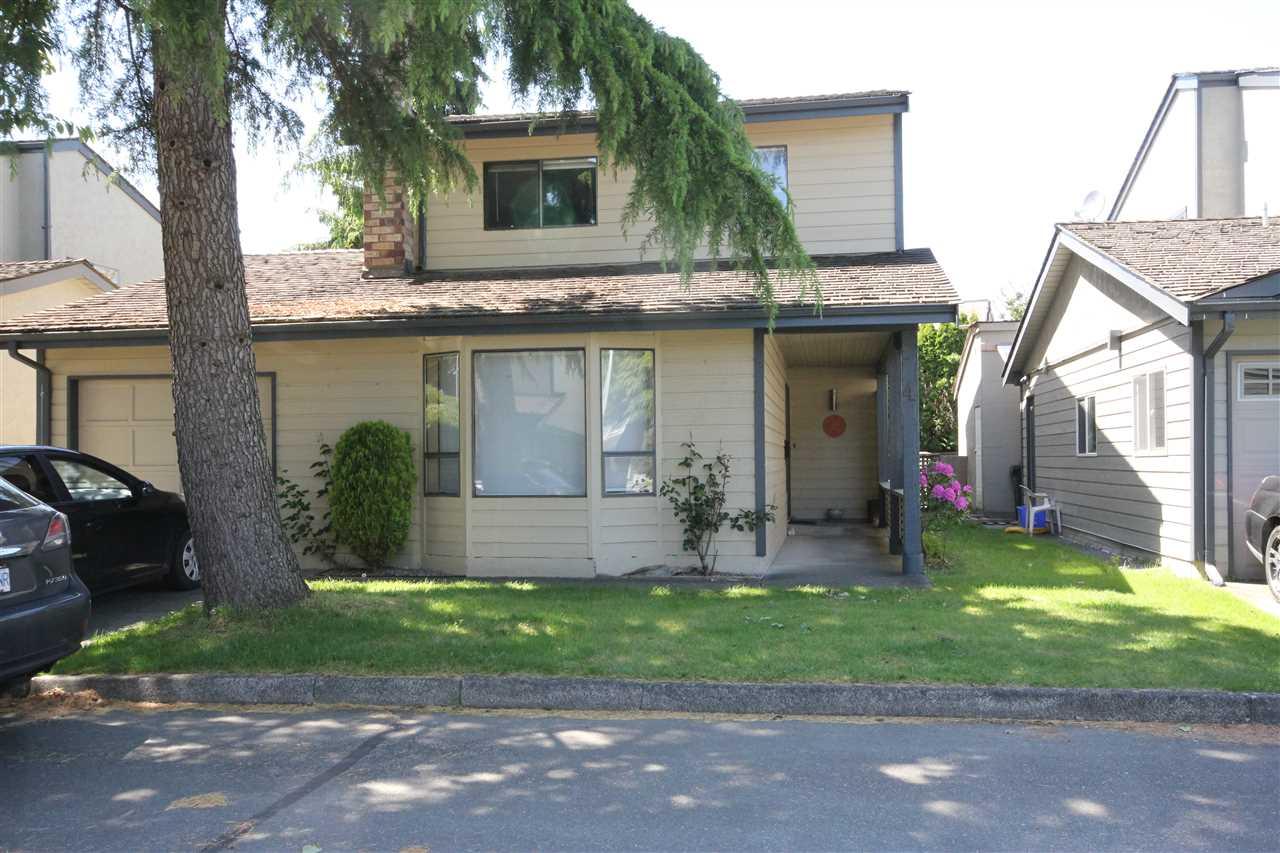 Townhouse at 4 6245 SHERIDAN ROAD, Unit 4, Richmond, British Columbia. Image 1