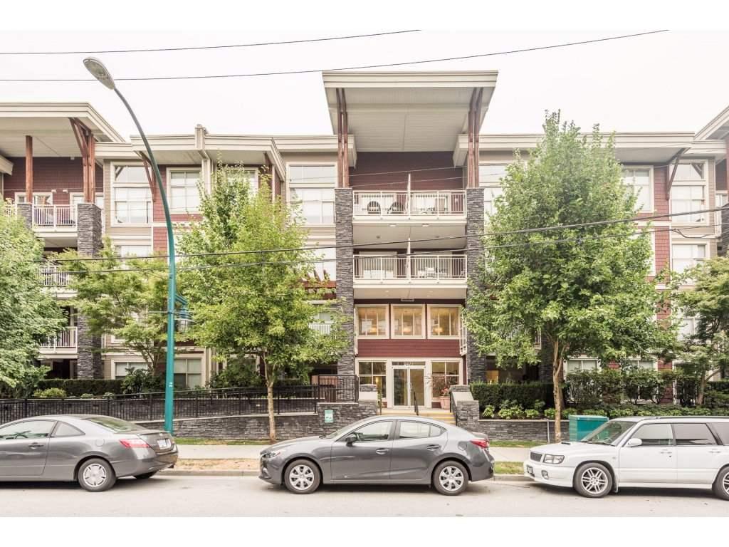 Condo Apartment at 417 2477 KELLY AVENUE, Unit 417, Port Coquitlam, British Columbia. Image 1