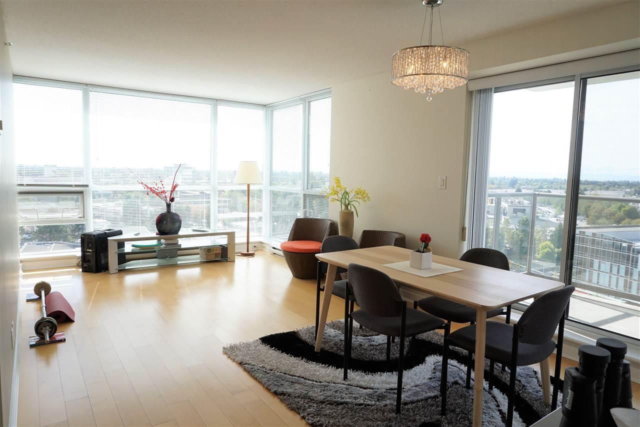 Condo Apartment at 1505 7535 ALDERBRIDGE WAY, Unit 1505, Richmond, British Columbia. Image 3