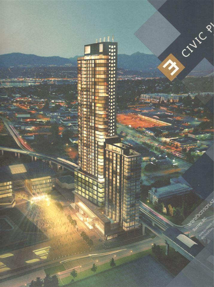 Condo Apartment at 3804 13481 103 AVENUE, Unit 3804, North Surrey, British Columbia. Image 1