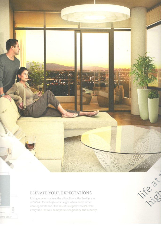 Condo Apartment at 3804 13481 103 AVENUE, Unit 3804, North Surrey, British Columbia. Image 2