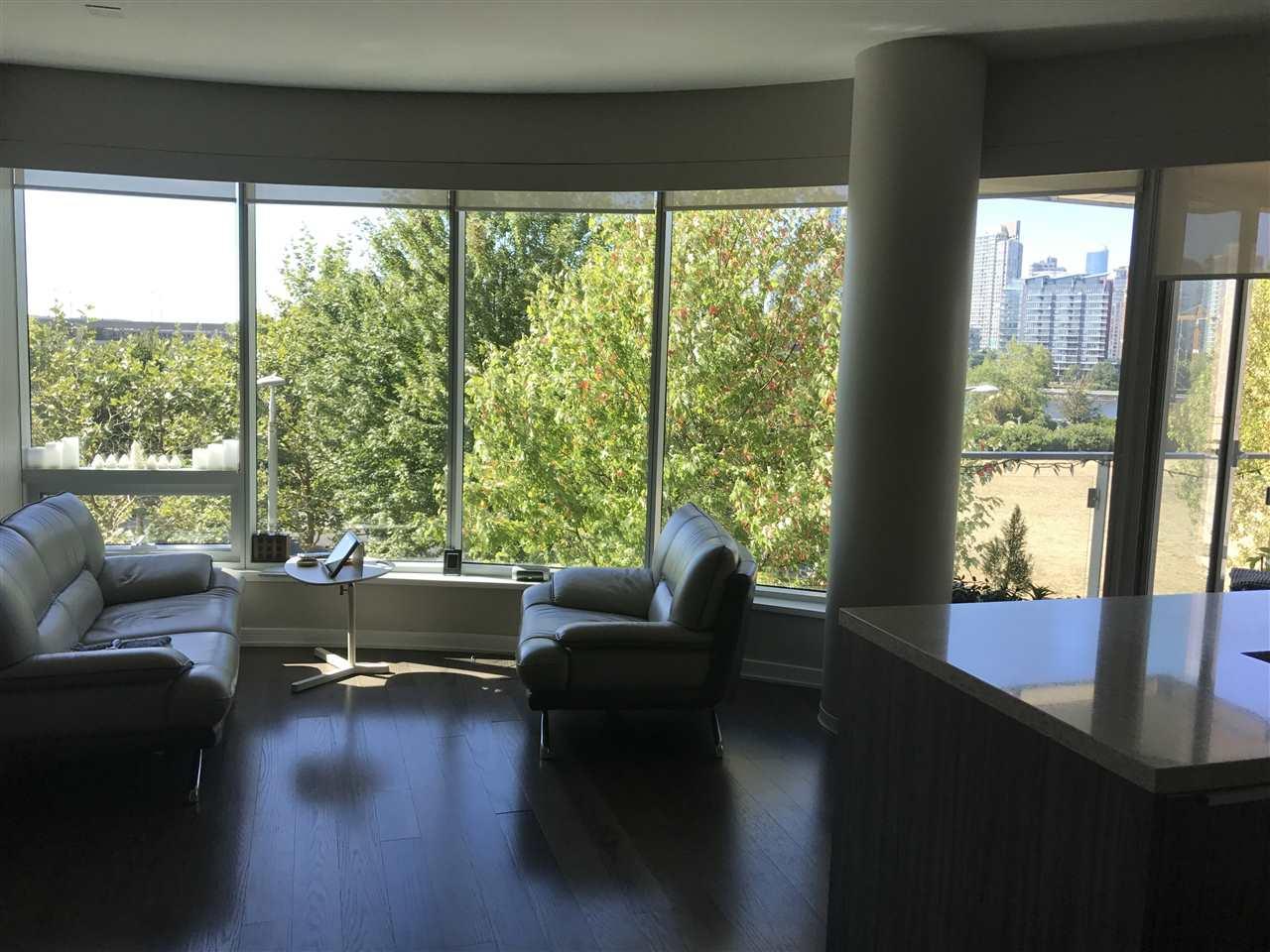 Condo Apartment at 309 181 W 1ST AVENUE, Unit 309, Vancouver West, British Columbia. Image 2