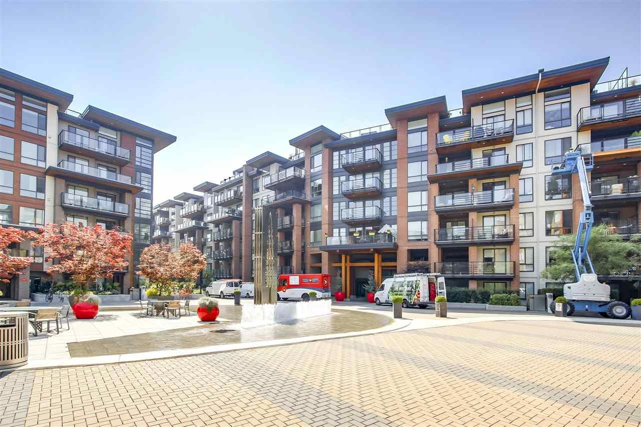 Condo Apartment at 610 733 W 3RD STREET, Unit 610, North Vancouver, British Columbia. Image 1