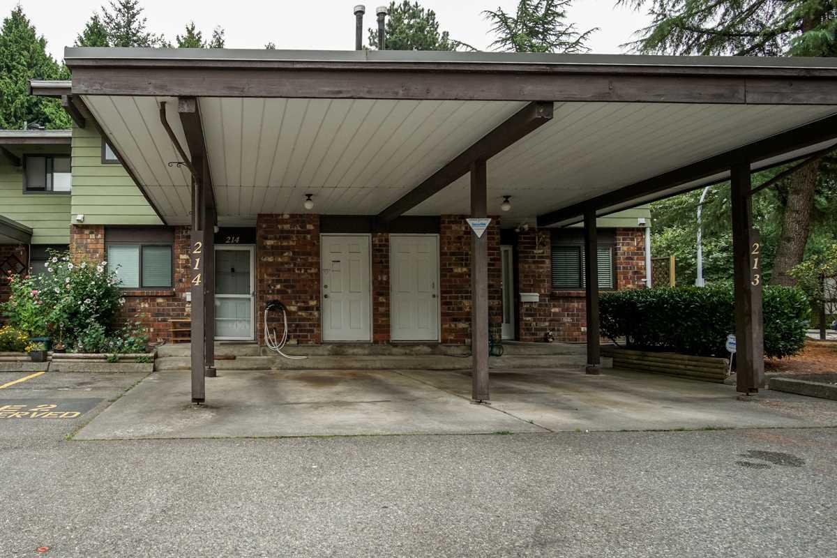 Townhouse at 214 13933 74 AVENUE, Unit 214, Surrey, British Columbia. Image 1