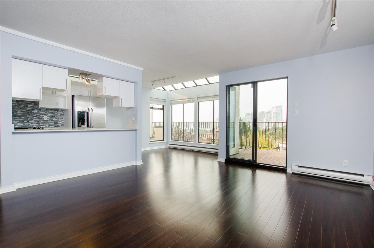 Townhouse at 205 925 W 8TH AVENUE, Unit 205, Vancouver West, British Columbia. Image 4
