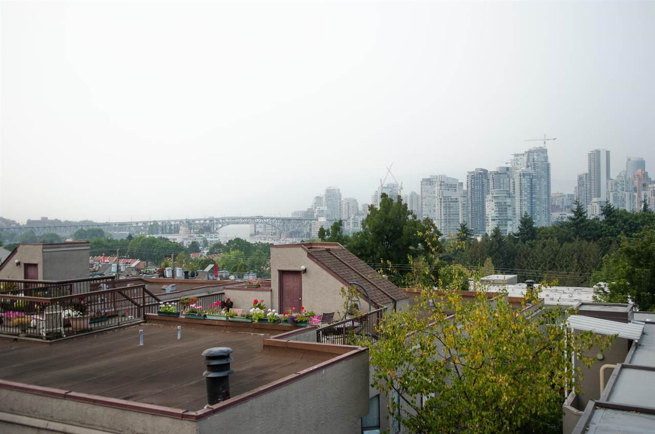 Townhouse at 205 925 W 8TH AVENUE, Unit 205, Vancouver West, British Columbia. Image 18
