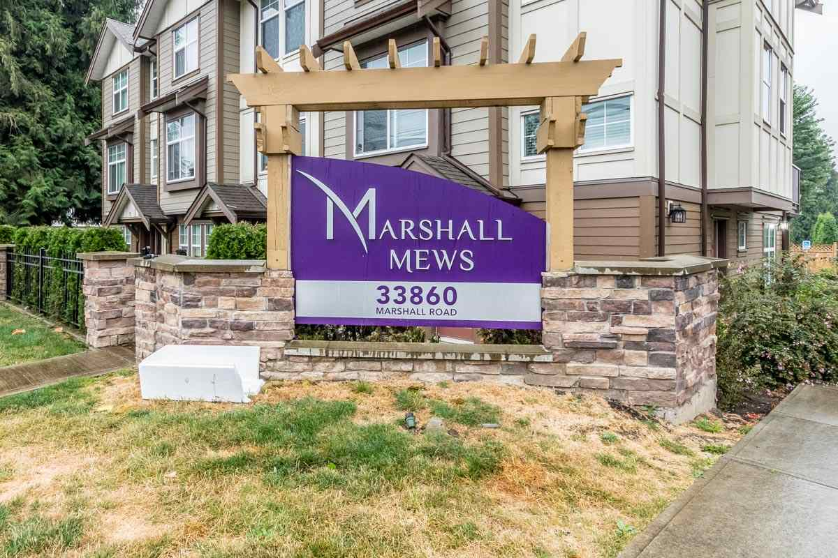 Townhouse at 5 33860 MARSHALL ROAD, Unit 5, Abbotsford, British Columbia. Image 1