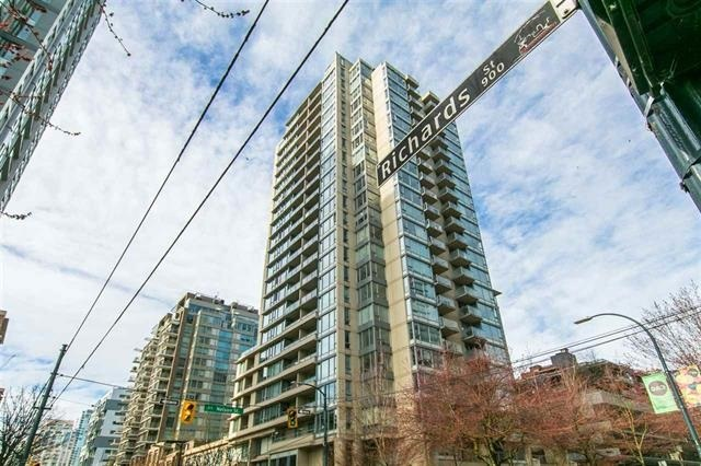 Condo Apartment at 1502 1001 RICHARDS STREET, Unit 1502, Vancouver West, British Columbia. Image 1