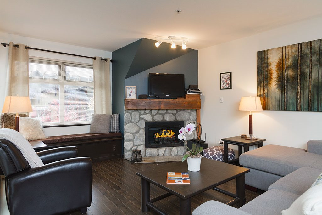 Condo Apartment at 302 2050 LAKE PLACID ROAD, Unit 302, Whistler, British Columbia. Image 1