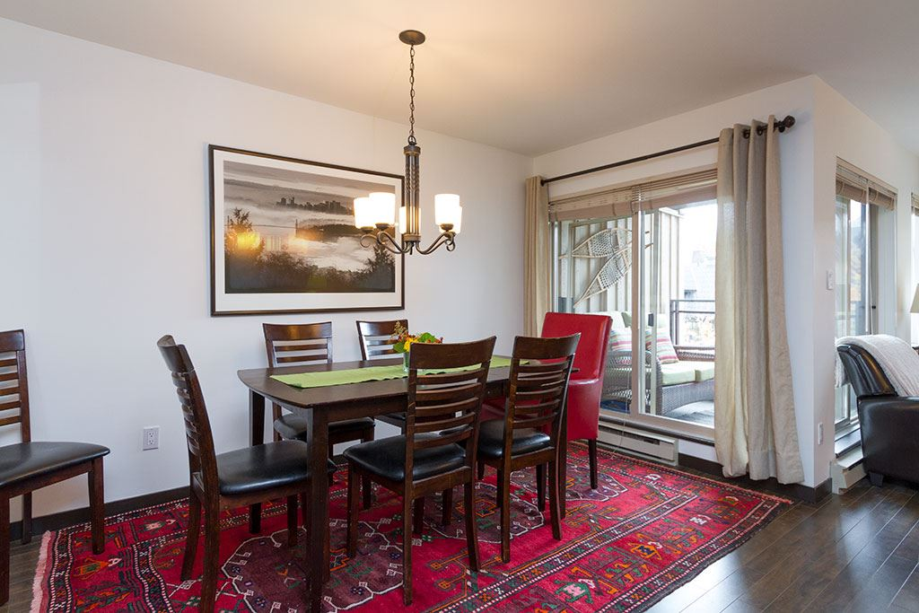 Condo Apartment at 302 2050 LAKE PLACID ROAD, Unit 302, Whistler, British Columbia. Image 3