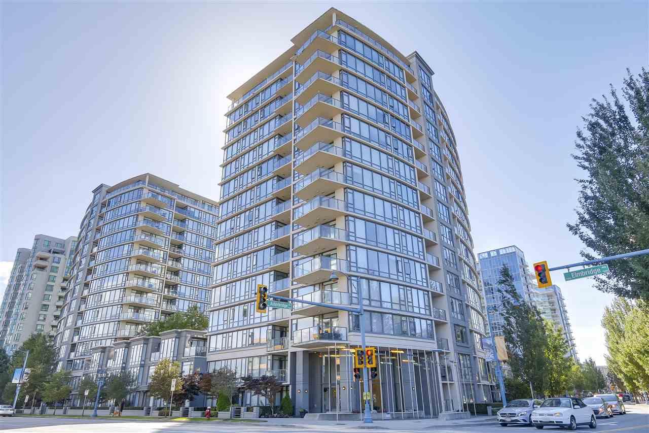 Condo Apartment at 1708 7360 ELMBRIDGE WAY, Unit 1708, Richmond, British Columbia. Image 1