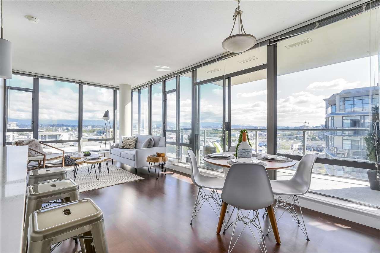 Condo Apartment at 1708 7360 ELMBRIDGE WAY, Unit 1708, Richmond, British Columbia. Image 2