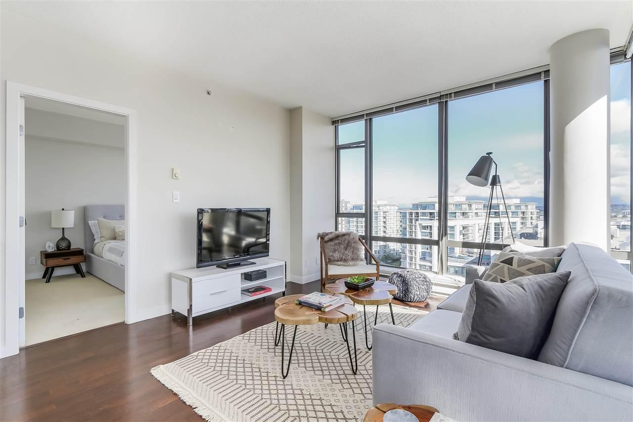 Condo Apartment at 1708 7360 ELMBRIDGE WAY, Unit 1708, Richmond, British Columbia. Image 3