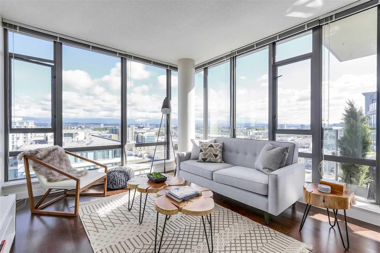 Condo Apartment at 1708 7360 ELMBRIDGE WAY, Unit 1708, Richmond, British Columbia. Image 4