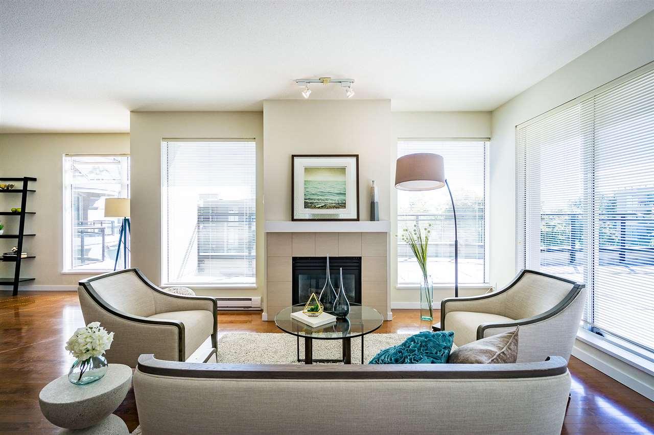 Condo Apartment at 401 8480 GRANVILLE AVENUE, Unit 401, Richmond, British Columbia. Image 1