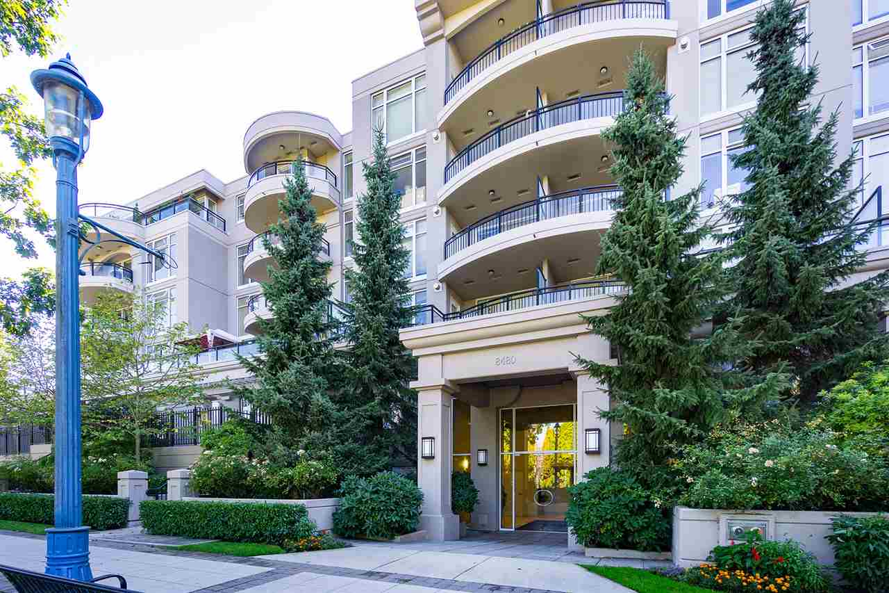 Condo Apartment at 401 8480 GRANVILLE AVENUE, Unit 401, Richmond, British Columbia. Image 2