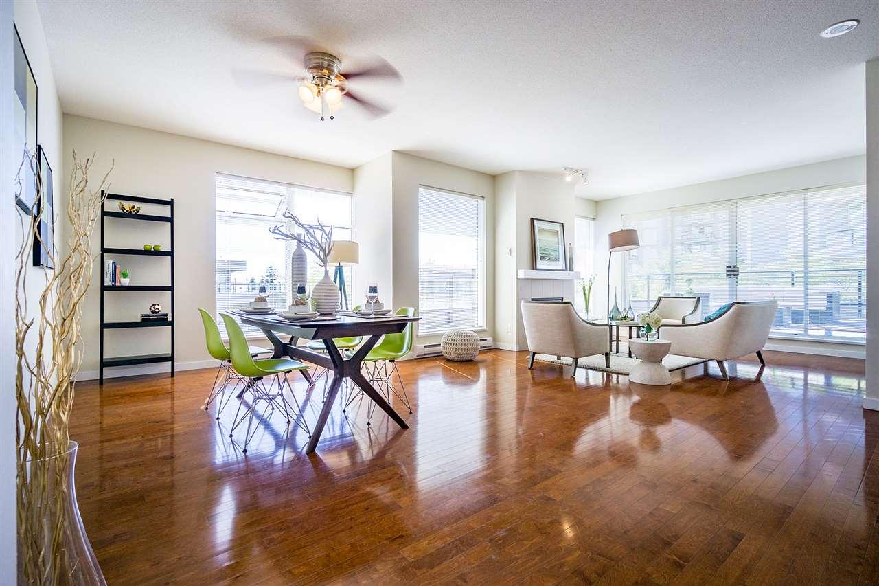 Condo Apartment at 401 8480 GRANVILLE AVENUE, Unit 401, Richmond, British Columbia. Image 4