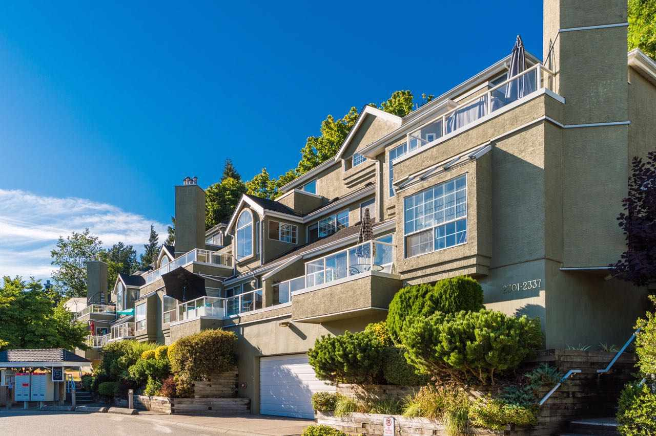Townhouse at 2329 QUAYSIDE COURT, Vancouver East, British Columbia. Image 1